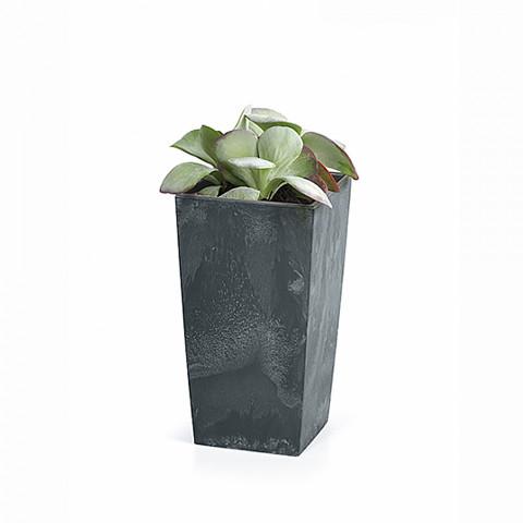 Vysoký květináč - URBI BETON antracit