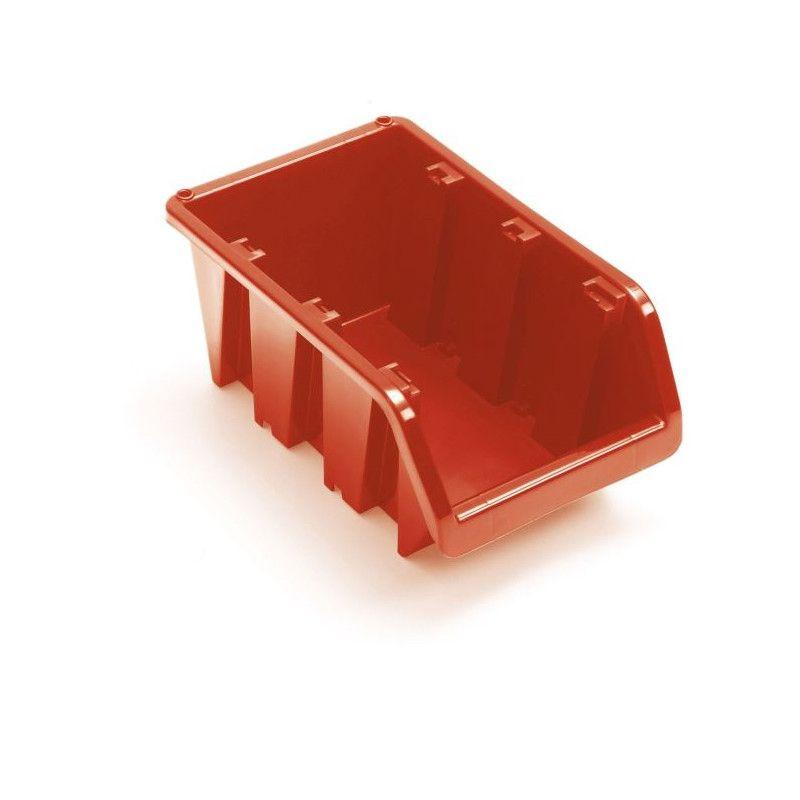 Box na šroubky - TRUCK oranžový