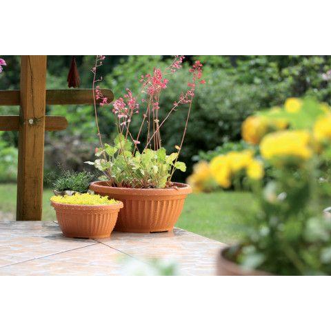 Květináč žardinka - TERRA terakota