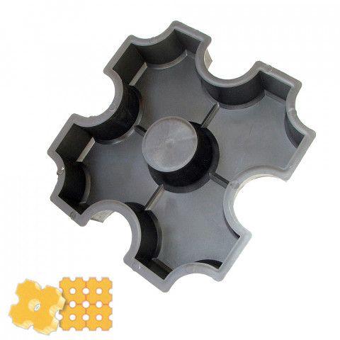 Forma na dlažbu - Zatravňovací dlaždice 24 x 24 cm