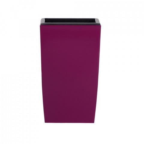 Vysoký květináč - Coubi DUW fialový