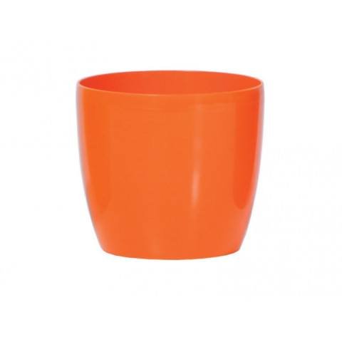 Obal na květináč - Coubi DUO oranžový
