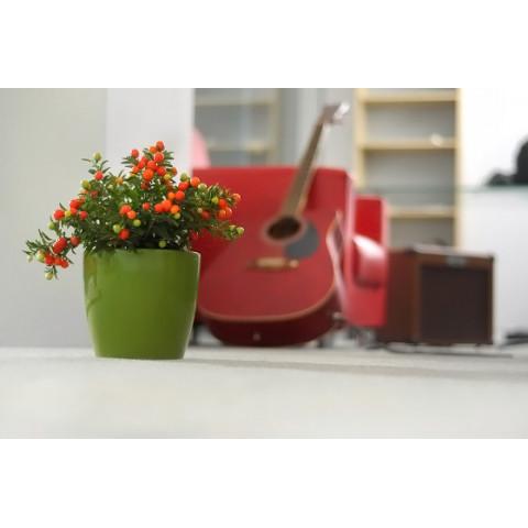 Obal na květináč - Coubi DUO olivový