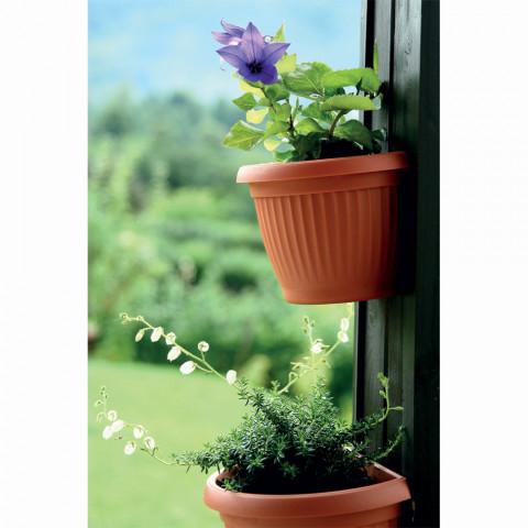 Květináč na zeď - TERRA terakota