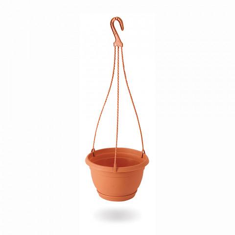 Závěsný květináč - AGRO terakota
