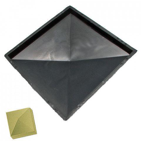 Forma na sloupovou stříšku - Hlavice H2 Hladká